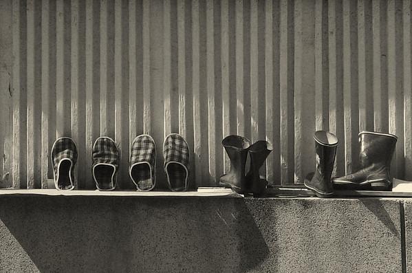 Shoes, Beijing