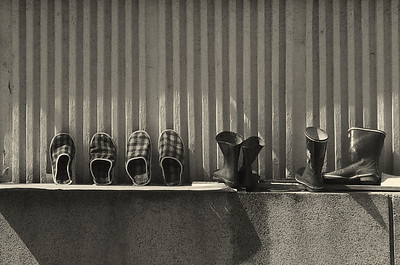 Shoes, Beijing