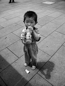 Boy, Tienanmen Square, Beijing