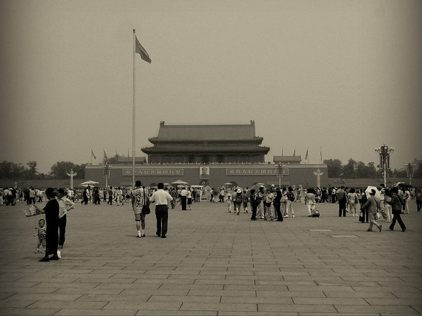Tienanmen Square, Beijing
