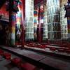 Inside a Dazhao temple building