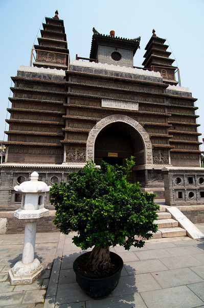 The Five Pagoda Temple