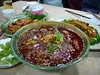 Fish in hot spicy oil, Sichuan cuisine 水煮魚