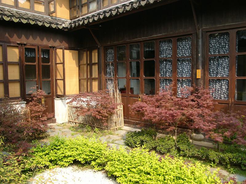 Pingjiang lodge  平江客棧