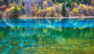 Jiu Zhai Gou Autumn