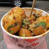Spiiiiicy potatoes. So very delicious.