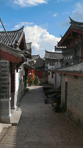 Old Town -- Lijiang, Yunnan, China