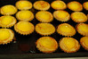 The famous Portuguese egg tarts