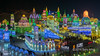 """This panorama of colour is dedicated to Harsh, whose bright light in our community will be missed.<br /> <br /> Panoramic view of the Ice Festival.  In this photo, taken after dark, you can appreciate the awe-inspiring scope of the Harbin Ice Festival.  <br /> <br /> The remainder of the photos from the Ice Festival can be seen here: <a href=""""http://goo.gl/ye9JFW"""">http://goo.gl/ye9JFW</a><br /> <br /> 04/06/14  <a href=""""http://www.allenfotowild.com"""">http://www.allenfotowild.com</a>"""