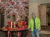 New-Year's-decorations,-lobby-of-Broadway-Mansions-Hotel,-Shangahi,-China