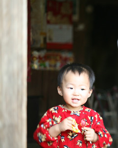 Boy, Yang Shuo, China
