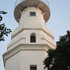 The lighthouse on Little Qingdao peninsula.