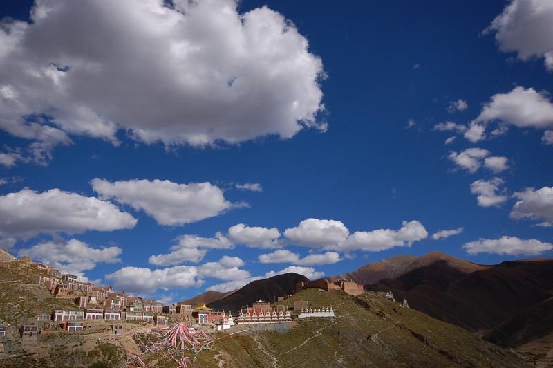 The Jyekundo Dongdrubling Monastery