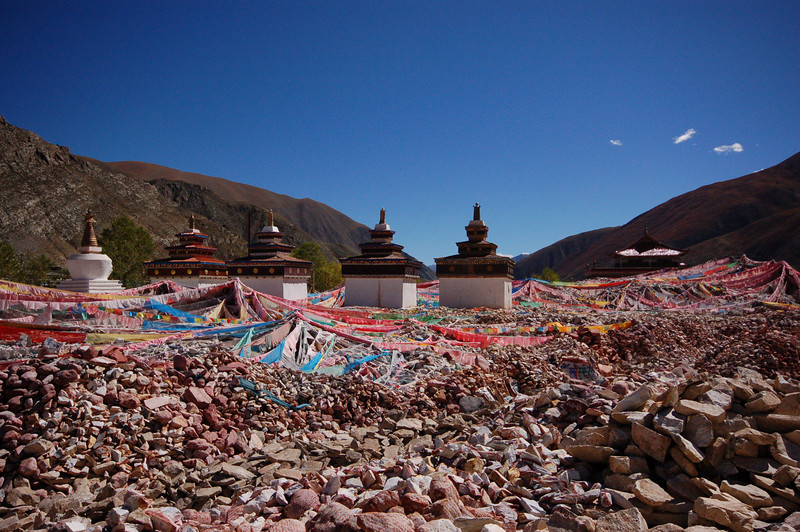 The incredible heap of mani stones