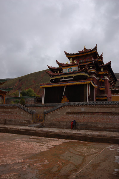 Temple of the Upper Wutun Monastery