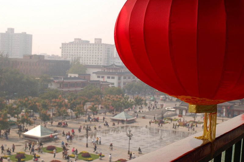 Views from the Drum Tower