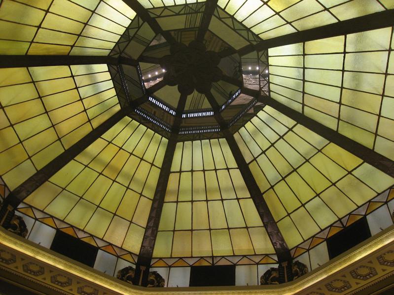 Inside Fairmont Peace Hotel, Bund, Shanghai