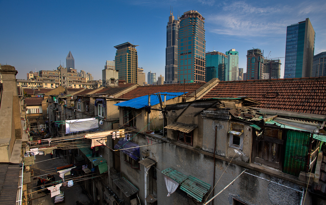 Old Shanghai has nowhere to hide (90335510)