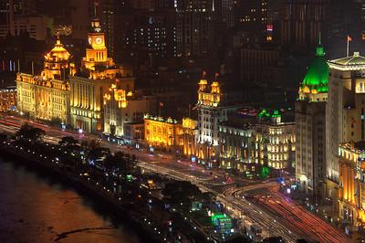 Shanghai 70 years ago (90335505)