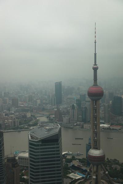 JinMao Tower 88 floor, Show