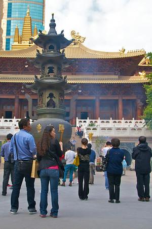 Shanghai Jing'an Buddhist Temple