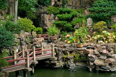 Shanghai---Yu'Yuan Garden