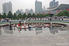 People's Park or Renmin Guangchang in heart of Shanghai with lots of activities for young and old.