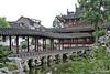 Yuyuan Gardens covered walkway