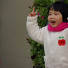 "An excited little girl poses for the camera - Shanghai, China.  A travel photo near the Bund - Shanghai, China. <a href=""http://nomadicsamuel.com"">http://nomadicsamuel.com</a>"