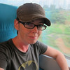 In which I am on the Maglev.