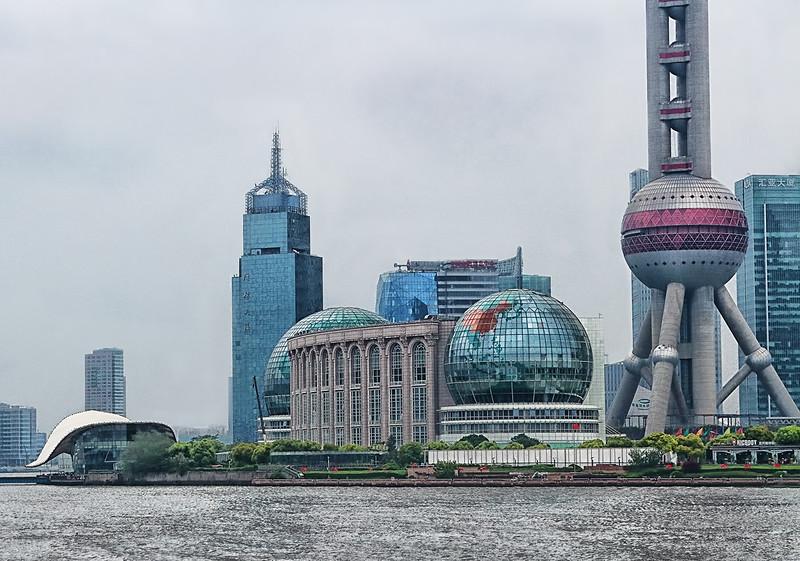 Lujiazui Shanghai