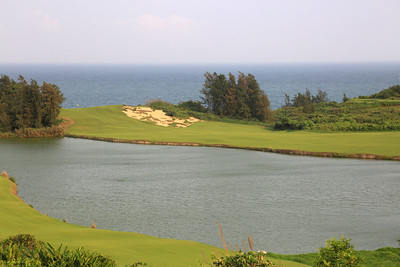 Shanquin Bay, China