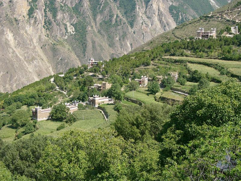 Jiaju Zangzhai 甲居藏寨