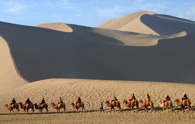 Silk Road Scenery 2012