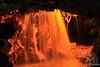 Brilliant internal waterfall in Snow Jade Cave