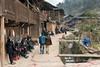 Village life, Huanggang Dong Village, Guizhou Province, China
