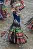 Ethnic Miao dancer