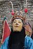 Chinese-Ground-Opera-mask-#5,-Liuguan-Village,-Guizhou-Province,-China