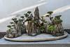 Mountain-landscape-bonsai,-Zhu-Weiqing-house,-Jianshiu-Ancient-Town,-Yunnan-Province,-China-sm