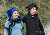 Hani-mother-and-daughter,-Quanfuzhuang,-Yuanyang,-Yunnan-Province,-China