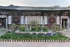 Interior-courtyard,-Zhu-Family-Garden,-Qing-Dynasty,-Jianshui,-Yunnan-Province,-China