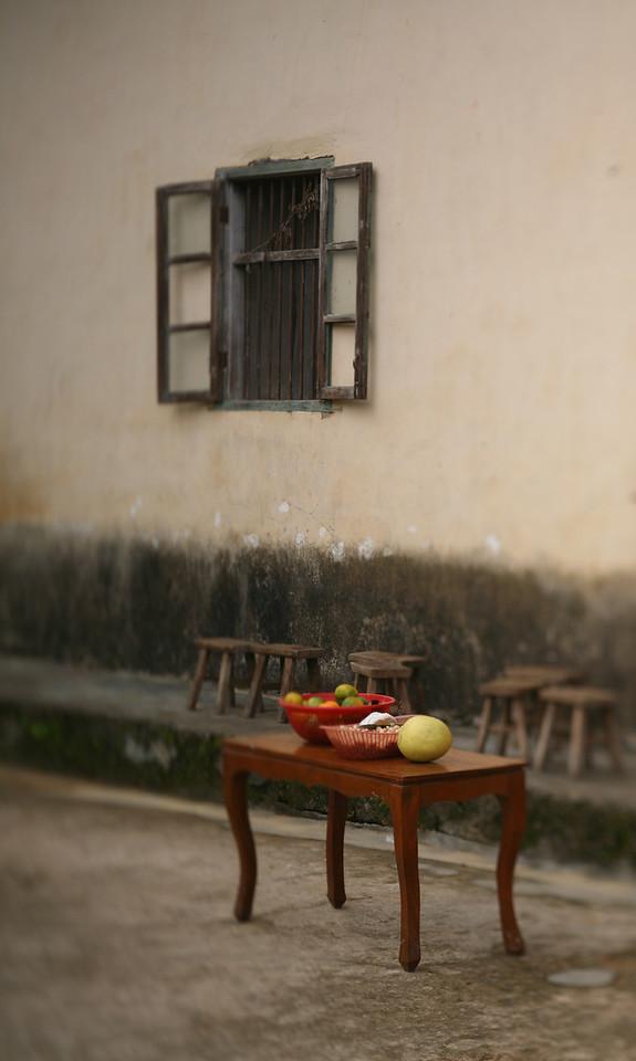 Pommelo and Oranges, Yang Shuo, China
