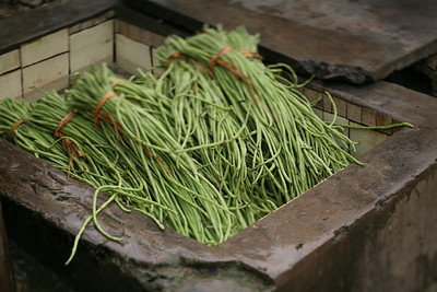 Long Beans, Yang Shuo, China