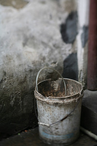 Pail, Zhou Zhuang Watertown, China