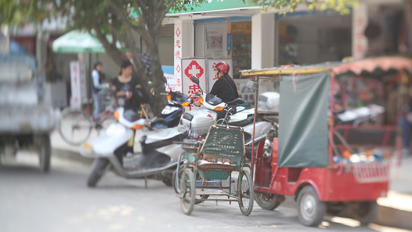 Transportation, Guilin, China