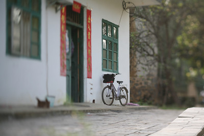 Bicycle, Guilin, China