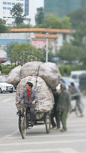 Large Load, Guilin, China