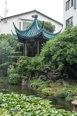Hotel Garden in Suzhou #1