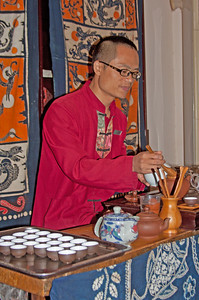 tea ceremony, China