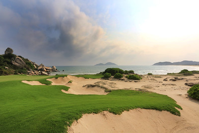 The Dunes (West), Shenzhou Peninsula, China - Hole 17